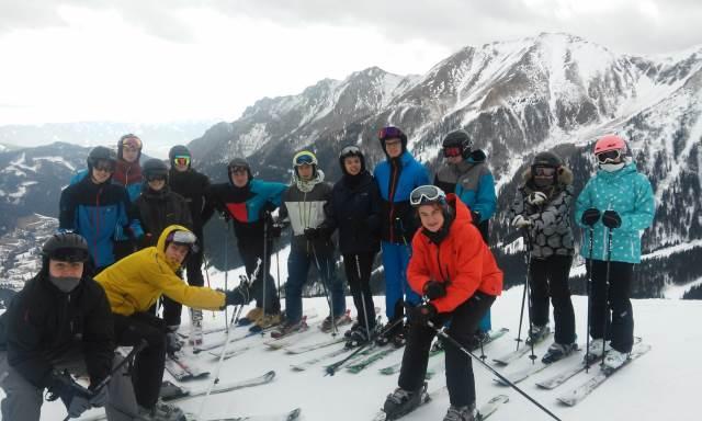 Výběrový lyžařský kurz Rakousko 2020